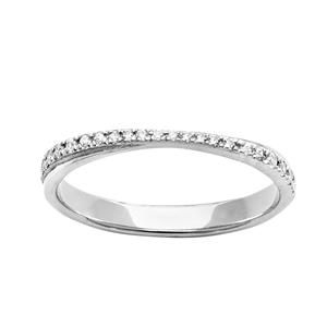 <p>Twist Diamond Ring</p>