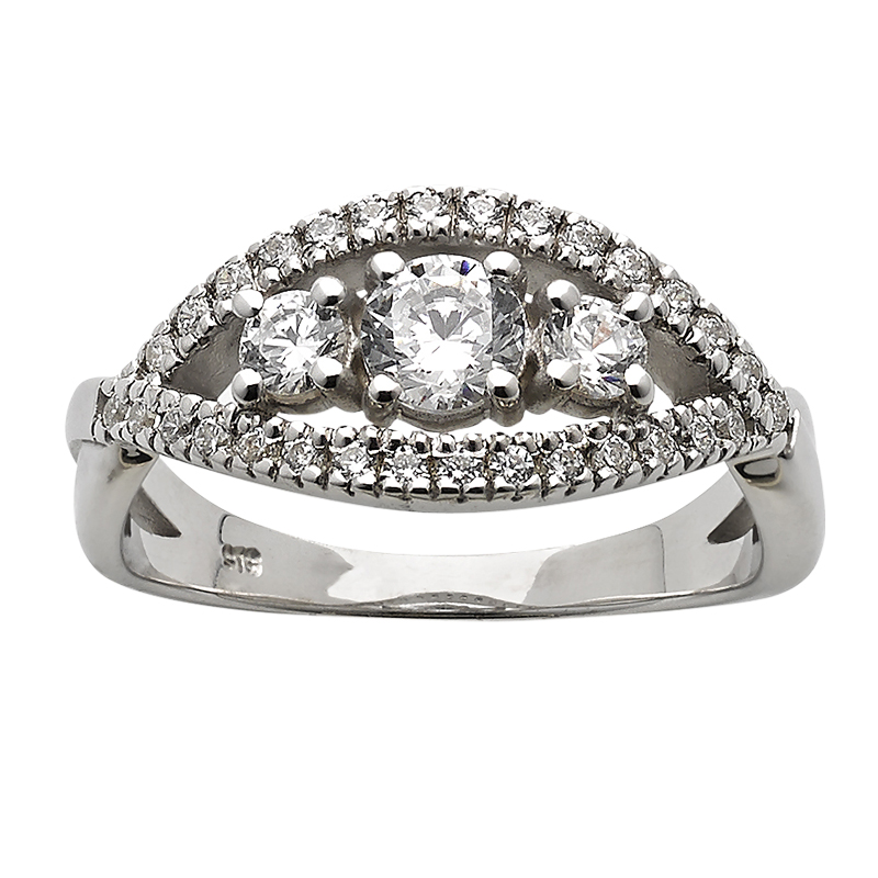 Diamond Engagement Ring – DD558