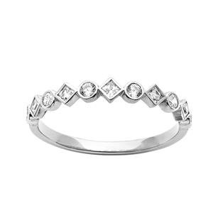 <p>Diamond Stacker Ring</p>