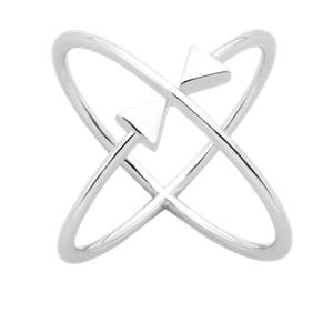 <p>Atomic arrows ring</p>