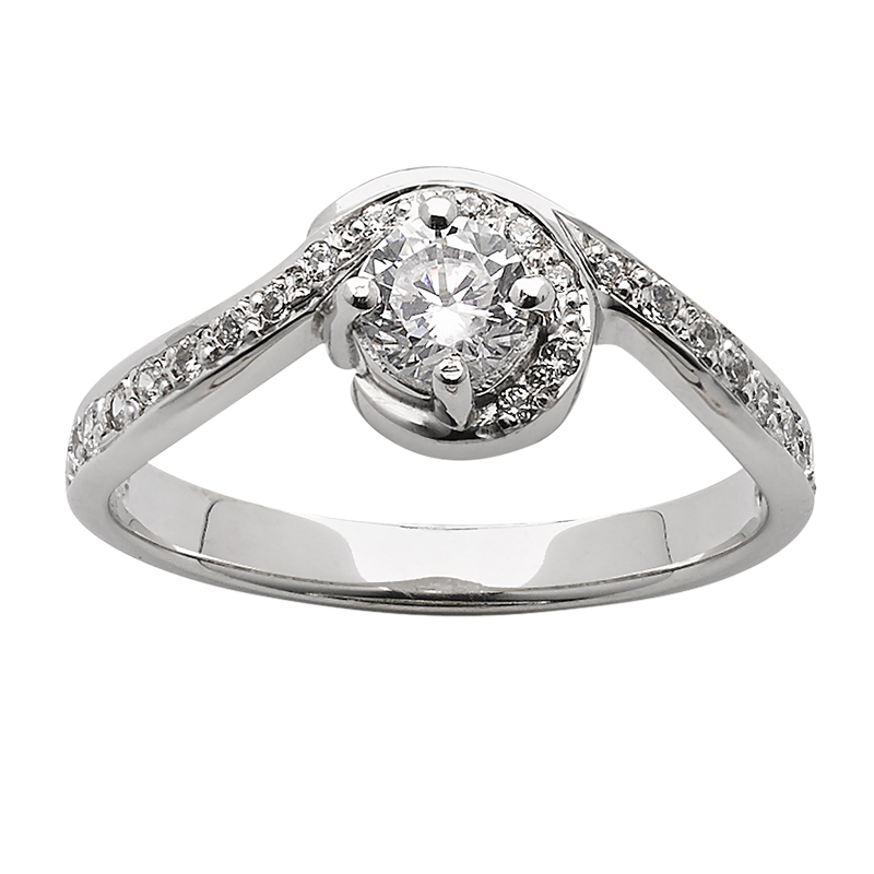 Diamond Engagement Ring – DD534 D