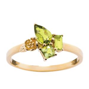 <p>&nbsp;Rock Garden Ring - Peridot</p>