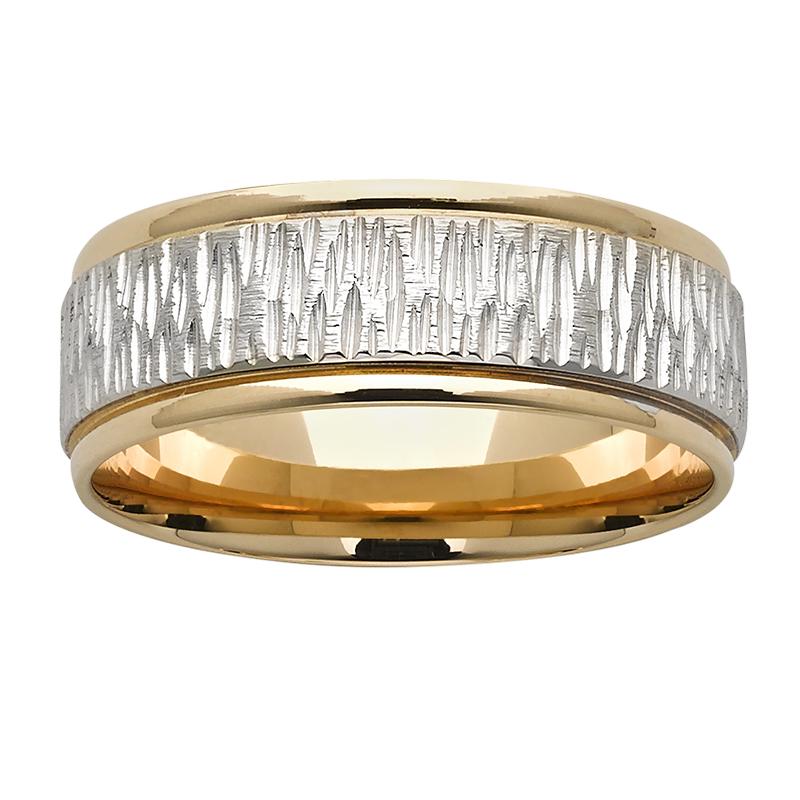Men's Wedding Ring – WD629-C8