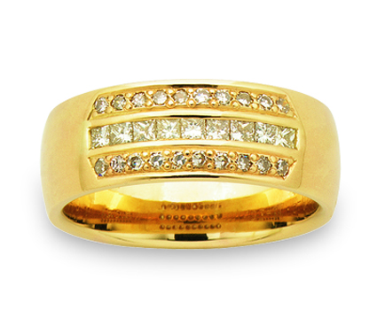 Women's Ring – AR493-C7.5 D