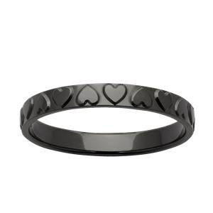 <p>Zirconium stacker ring</p>