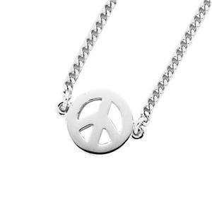 PEACE NECKLACE.45CM