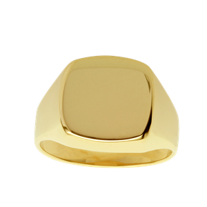 <p>Gents ring available in 18 carat white or yellow gold, and 9 carat white or yellow gold.</p>