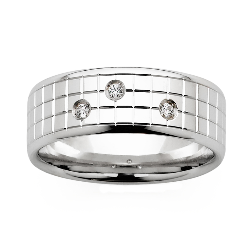 Men's Ring – AR589-C8 D