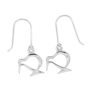 Memento Kiwi Earrings with box