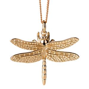 <p>Dragonfly necklace</p>