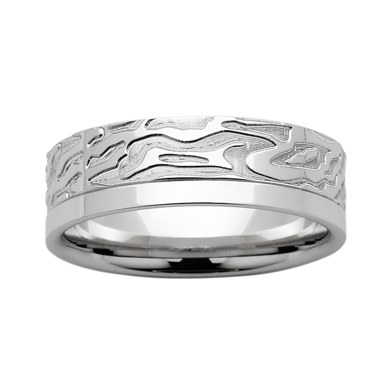 Men's Ring – WD27BTK-C7