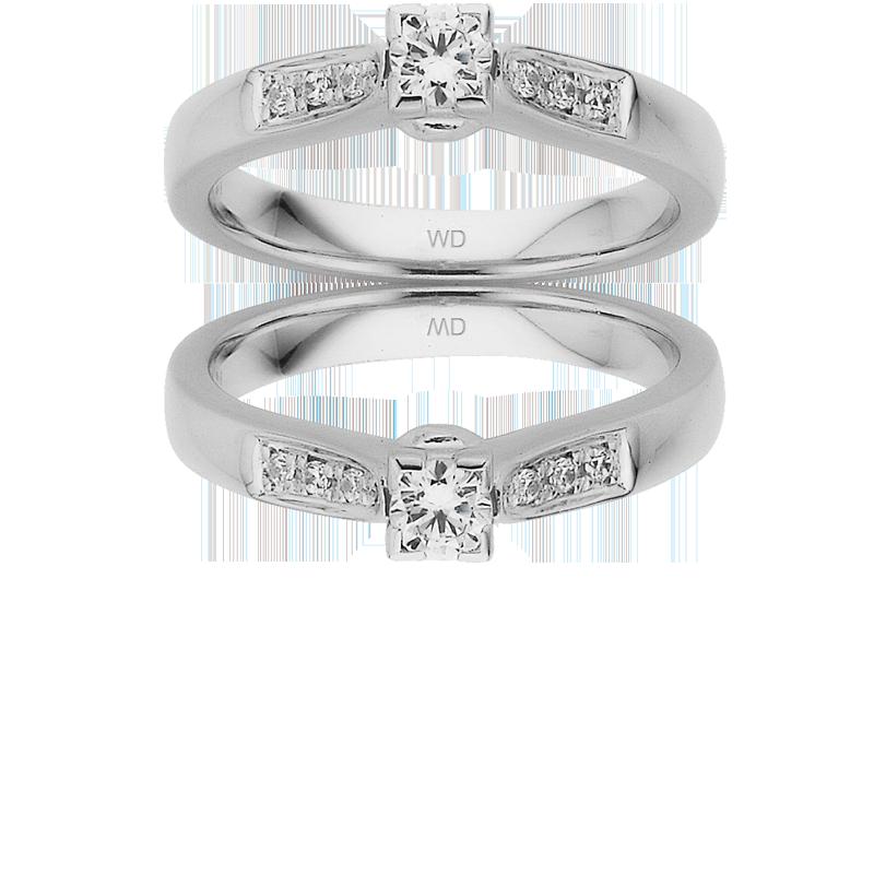 Diamond Engagement Ring – DD395