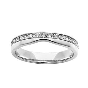 <p>Fitted Diamond Ring</p>