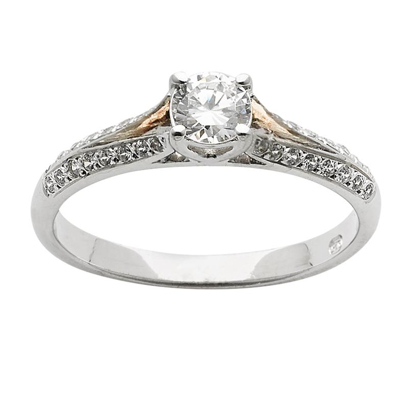 DD506 D – Diamond Engagement Rings – WD Rings
