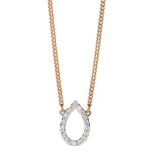 <p>Capsule Diamond Necklace</p>