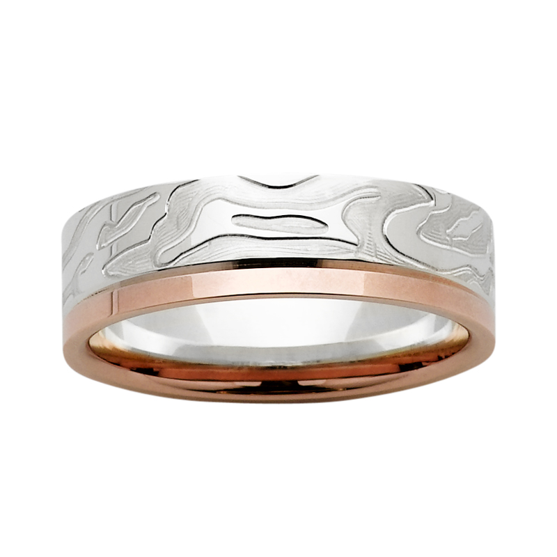 Men's Wedding Ring – WD380-C7