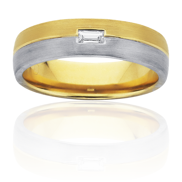Men's Ring – AR504-C6 D