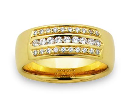 Women's Wedding Ring – AR492-C7.5 D