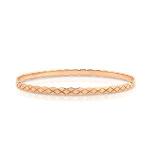 <p>Rose Gold Bangle</p>