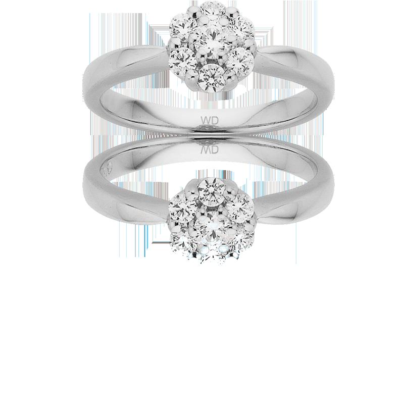 Diamond Engagement Ring – DD460