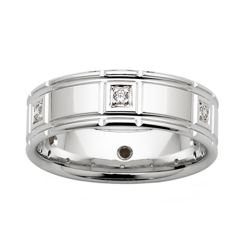 Men's Ring – AR602-C7 D