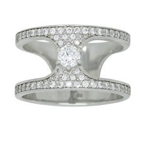 <p>Pink Tourmaline and Diamond Ring. Total Diamond Weight 0.61ct</p>
