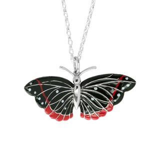 <p>Memento butterfly pendant</p>
