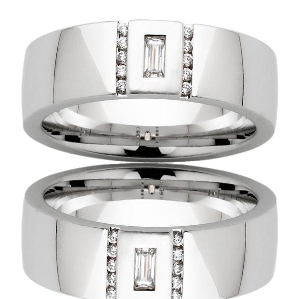 Men's Wedding Ring – AR584-C7.5 D