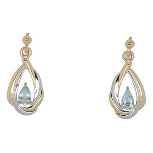 Topaz Earrings. Matches IP1097