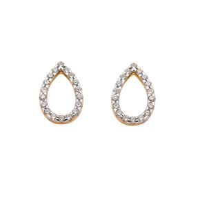 <p>Capsule Diamond Earrings</p>