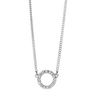 <p>Orbit diamond necklace</p> <p>Available in 18 carat white, rose, yellow gold,&nbsp; 9 carat white, rose and yellow gold.</p>