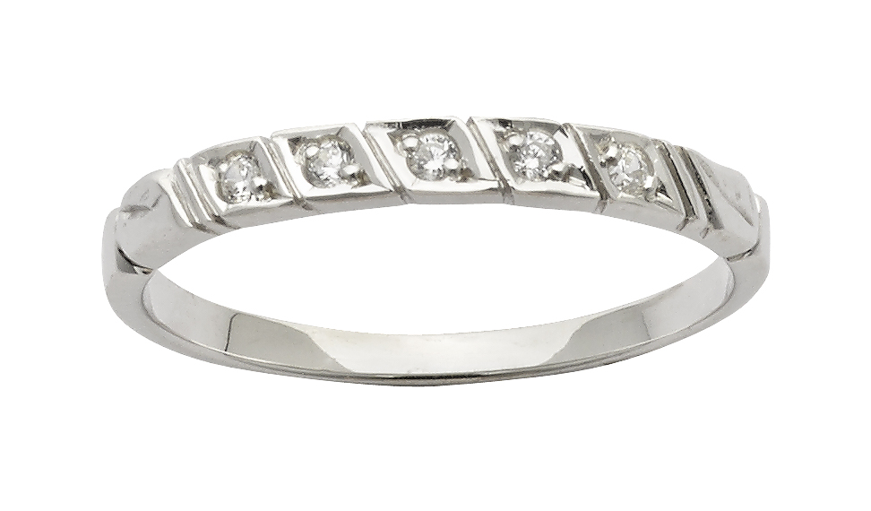 Women's Wedding Ring – LD909 D
