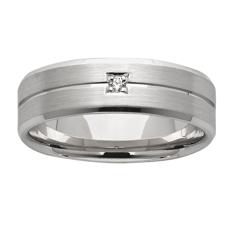 Men's Wedding Ring – AR739-C7 D