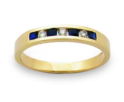 Women's Wedding Ring – LD824 S/D