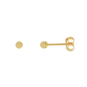 <p>2.5mm Ball Stud Earrings</p>