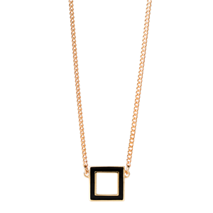 <p>Ignition enamel necklace</p> <p>Available in&nbsp; 9 carat white, rose, yellow gold and sterling silver</p>