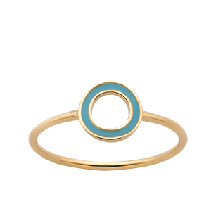 <p>Orbit enamel ring</p> <p>Available in&nbsp; 9 carat white, rose, yellow gold and sterling silver</p>