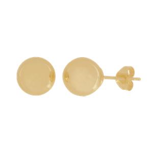 <p>8mm Ball Stud Earrings</p>