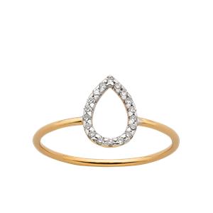 <p>Capsule diamond ring</p>