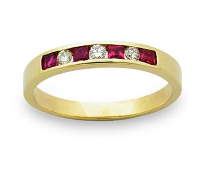 Women's Wedding Ring – LD824 R/D