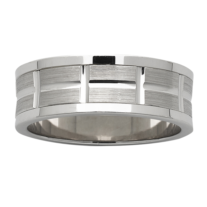 Men's Ring – WD493-8