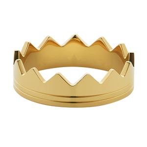 <p>BY YOU ring. Yellow Gold</p>