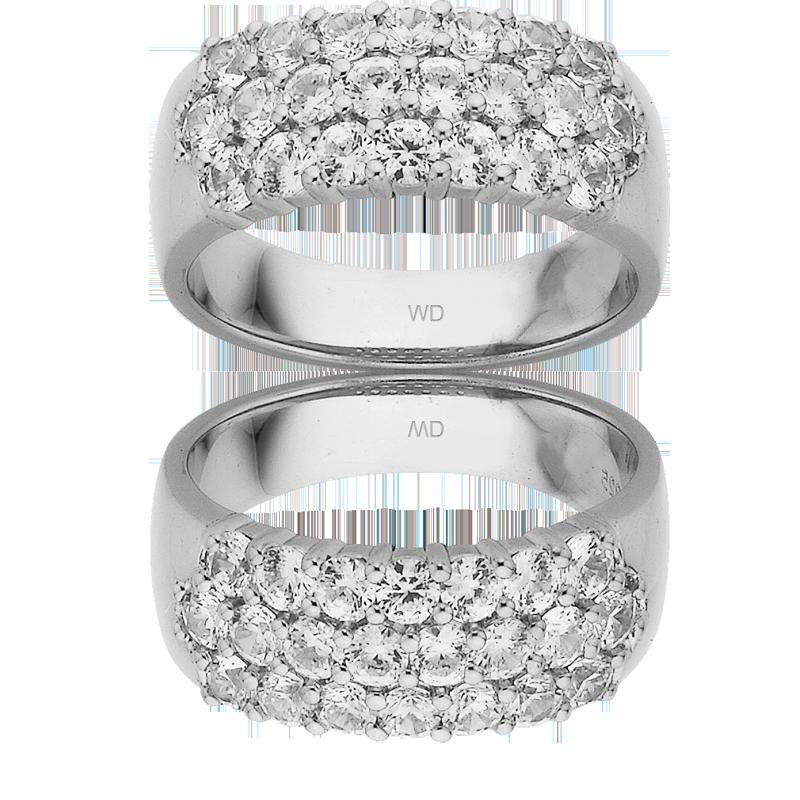 Diamond Engagement Ring – DD365