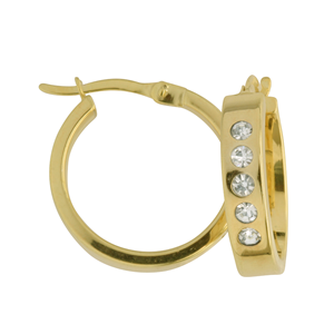 <p>Cubic Zirconia earrings</p>