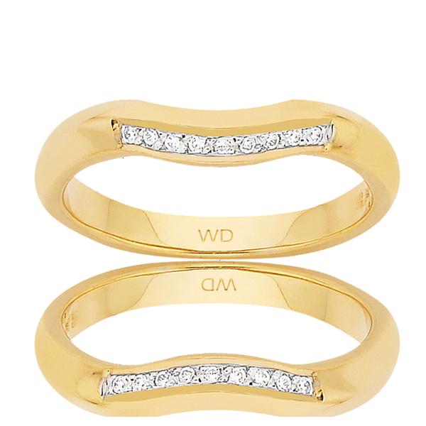 Women's Wedding Ring – LD866