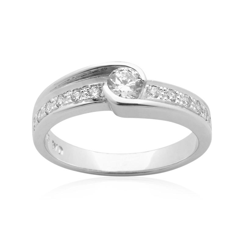 Diamond Engagement Ring – DD457