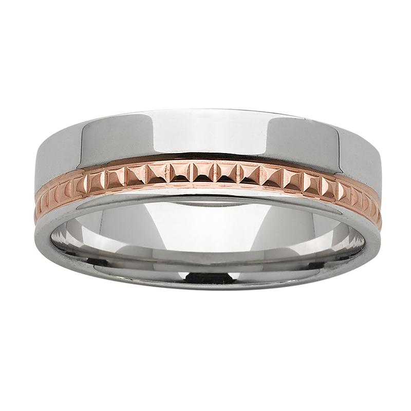 Men's Wedding Ring – WD598-C6
