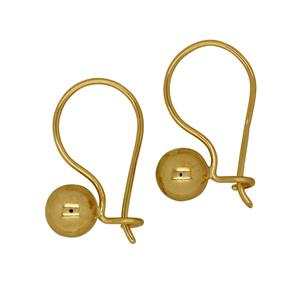 <p> Euroball Earrings available in 9 Carat Gold or Sterling Silver</p>