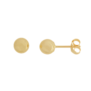 <p>5mm Ball Stud Earrings</p>