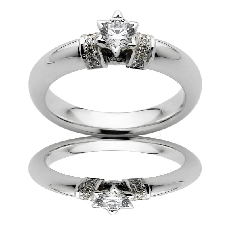 Diamond Engagement Ring – DD396